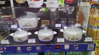Corningware full set