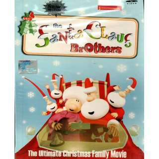 The Santa Claus Brother The Ultimate Christmas Family Movie DVD