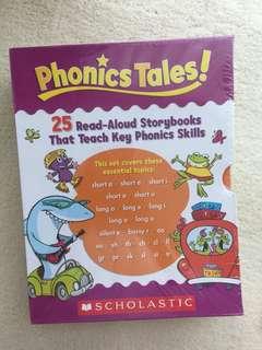Phonics tales - scholastic