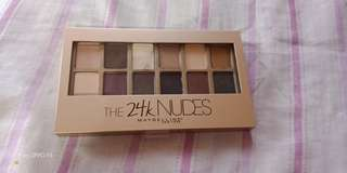 THE 24K NUDES MAYBELLINE
