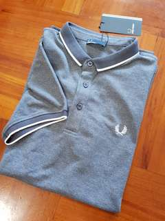 Fred Perry polo shirt(ralph jack wills paul smith Tommy 衫 t裇