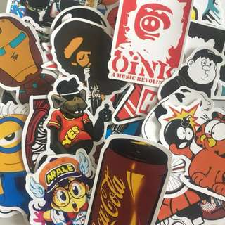 Decorative Vinyl Stickers