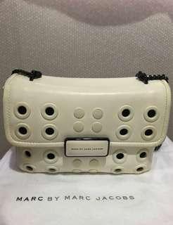 Original Marc by Marc Jacobs leather shoulder/ crossbody bag