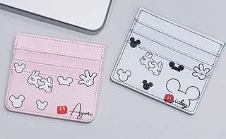 Card Holder customized 6 slots