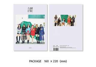 "(G)I-DLE ""I AM"" ALBUM (NO CARDS)"