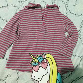 Top Long Sleeve For Baby