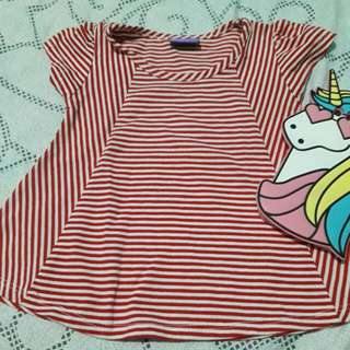 Tshirt Top For Girls