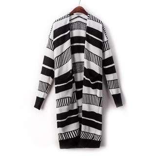 Jacket sweater