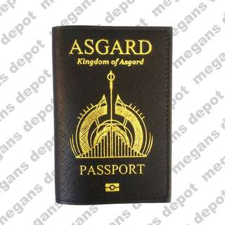Asgard Passport Holder