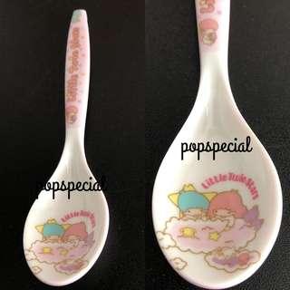 Little Twin Stars Melamine Spoon