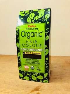 (5 Burgundy)Radico organic hair color 天然有機染髮 紫紅色