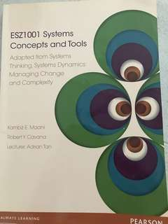 System concept and tools