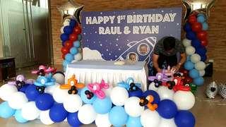 Balloon services