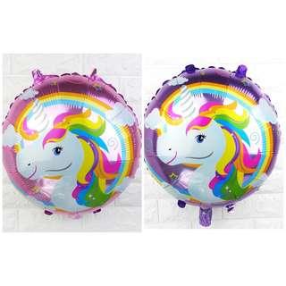 🦄 Unicorn Theme party supplies - balloons / party deco