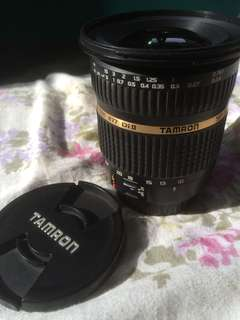 LENSA 10-24mm (for Canon)