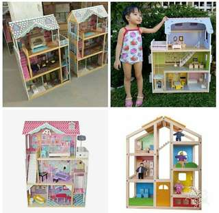 Doll houses (new)