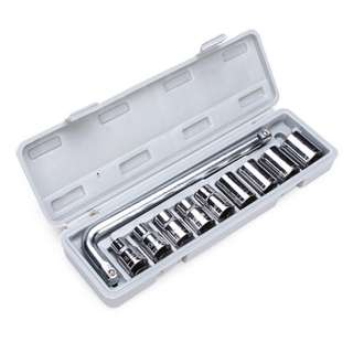 10 pieces Socket Wrench Set