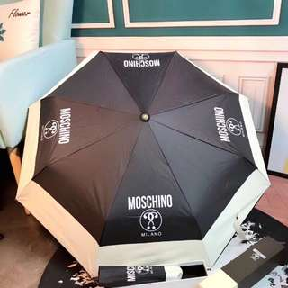 Moschino Umbrella Lightweight Full UV Protection