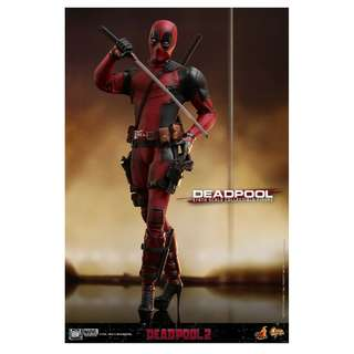 [PRE ORDER] Hot Toys - Movie Masterpiece Series MMS490 - Deadpool 2 - Deadpool - 1/6 Collectible Action Figure