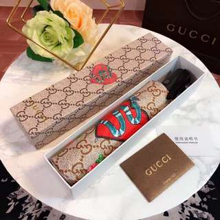 Gucci Umbrella Lightweight Full UV Protection