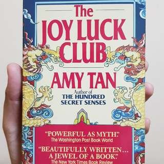 The Joy Luck Clib by Amy Tan