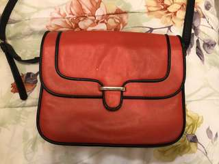Mango Red Slingbag