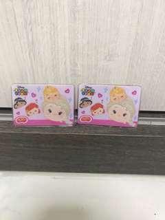 Brand New Tsum Tsum Ezlink Cardholder