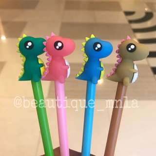 12 pcs. Dino pens