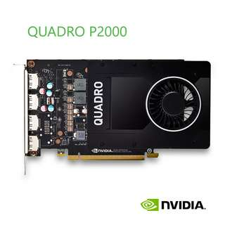 QUADRO P2000 Graphic Card