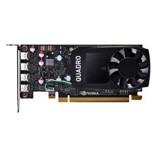 QUADRO P600 Graphic Card