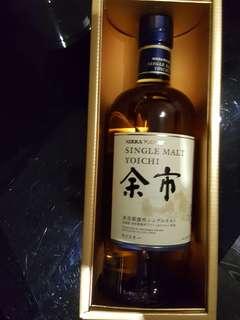 余巿日本威士忌