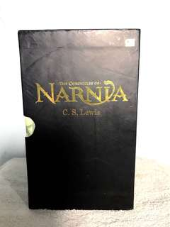 The Chronicles of Narnia - C.S. Lewis (1set- Bahasa Indonesia)