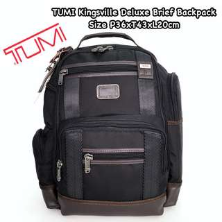 Tumi Kingsville Deluxe Brief Backpack