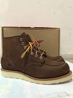 Red Wing Boots MOC 8880 Factory Seconds US9D Bourdon Yama