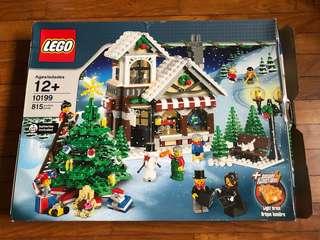 LEGO 10199 Christmas Winter Village