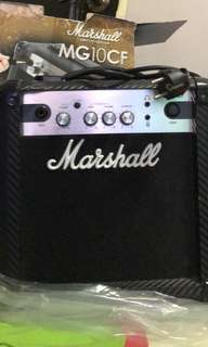 MARSHALL GUITAR AMP / AMPLIFIER