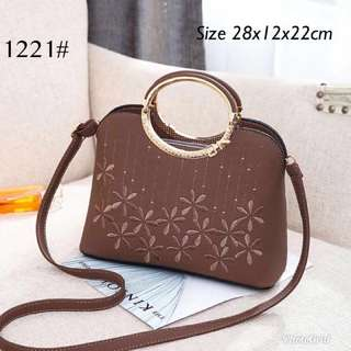Korean Fashion Sling Bag 1221