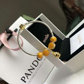 Pandora Bracelet Yellow