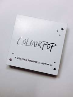 COLOURPOP #GET OUT #THE NEWS #SALT WATER Eyeshadow眼影
