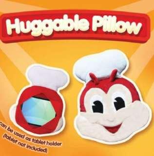 Jollibee Huggable Pillow