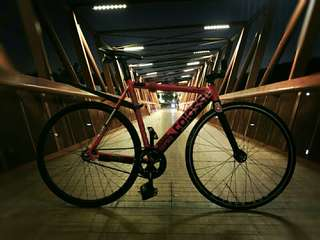 Fixie Colossu Lowpro PINK