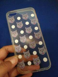Cat egyption softcase for iphone 5/5s