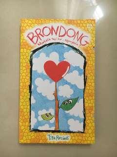 Buku novel brondong