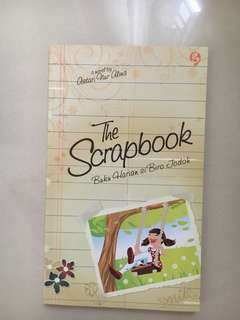 Buku novel the scrapbook