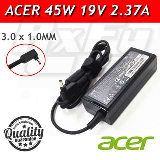 ORIGINAL Acer 45W Power Adaptor Charger AC Supply swift spin aspire switch 19v 2.37a