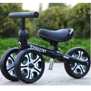 Children balance bike scooter