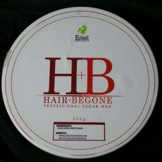 Hair Begone Organic Cold Wax