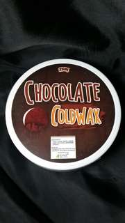Chocolate Organic Cold Wax