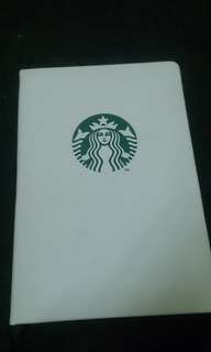Starbucks Planner 2016 NEW