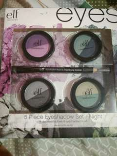 E.L.F 5pc Eyeshadow Set - Night